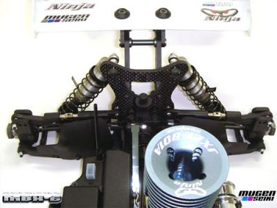 Mugen MBX-6 buggy - First photos