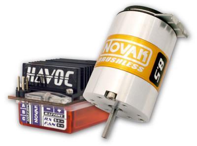 Novak Havoc Sport sensored BL system