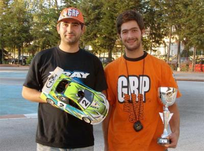 Filipe Costa is Portuguese National Champion