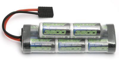 Reedy Wolfpack 3600mAh 9.6v 8-cell pack