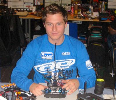 Joel Myrberg wins South German IS Rd1