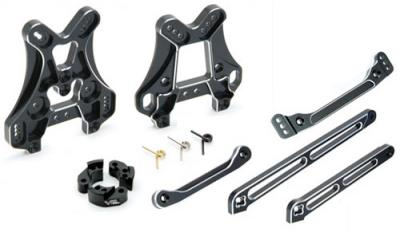 VP Pro Associated RC8 upgrade parts