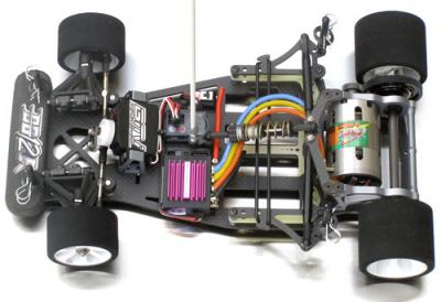 Red Rc Rc Car News Bmi Racing Db12rr 1 12th Scale Chassis