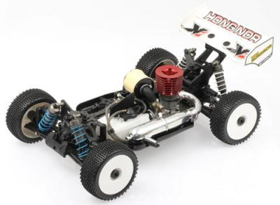 HongNor X2 1/8th scale buggy - Red RC