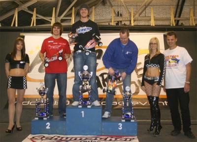 Red RC – RC Car News » Lee Martin wins Petit RC Race 2wd class