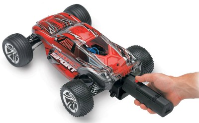 Traxxas Nitro Sport 2wd RTR truck