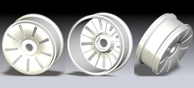 6MIK Large Diameter Fusion rim