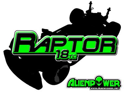 Alien Power Raptor 18TC teaser