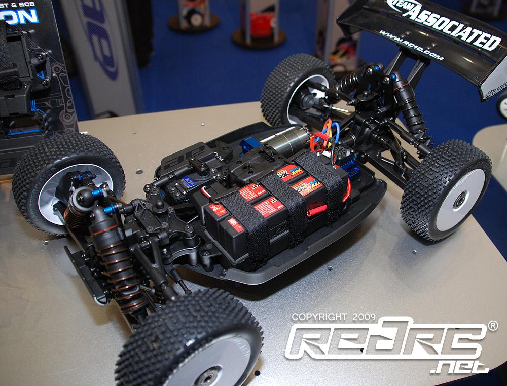 Red RC – RC Car News » Toy Fair 2009 – Team Associated