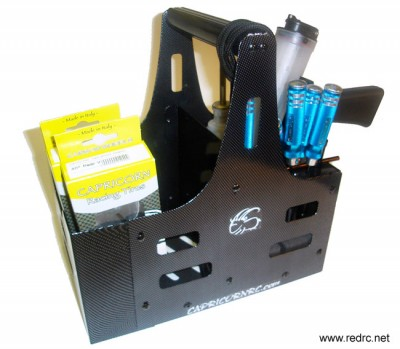 Capricorn RC Pit Box, Regulater & Setup system