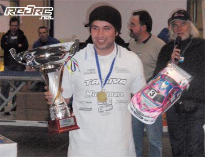 Rheinard & Honigl take European Indoor crowns