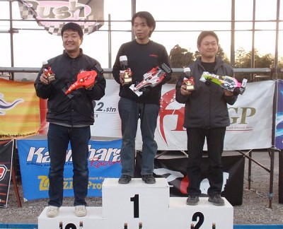 F1 RCGP Round 2 report