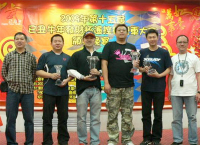 Chris Lee wins Good Fortune Cup