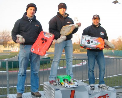 Andrea Cristiani wins Trofeo AS Hobby Racing