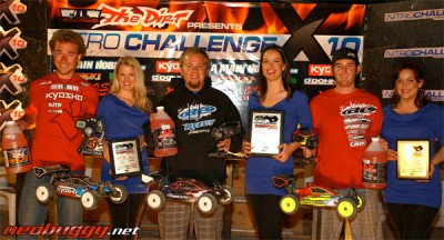 Maifield wins buggy at Nitro Challenge