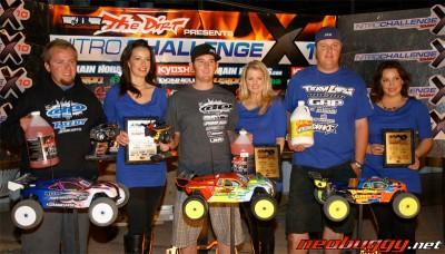 Cavalieri wins Truggy at Nitro Challenge