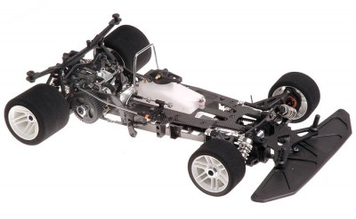 Serpent 966 1/8 scale 4WD chassis