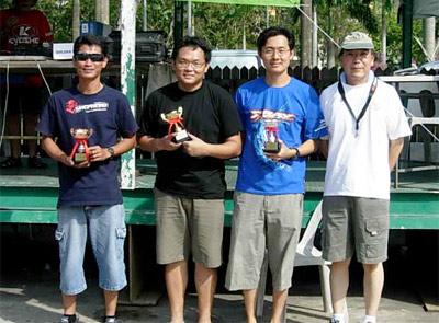 2008 RCMC Singapore Nats Prizegiving