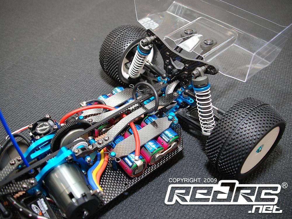 Red Rc Rc Car News 187 Toy Fair 2009 Tamiya 2
