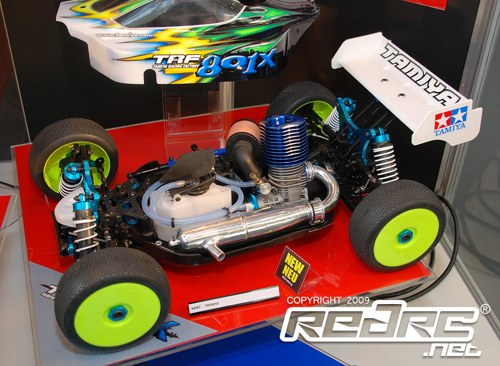 Tamiya TNX RC Monster Truck