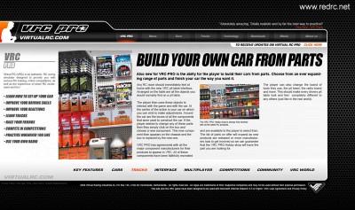 VRC Column - Promo site & Evolva M3