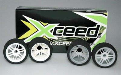Xceed RC lightweight 1/12th scale rims
