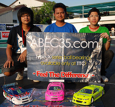 ABEC35 expand their race team