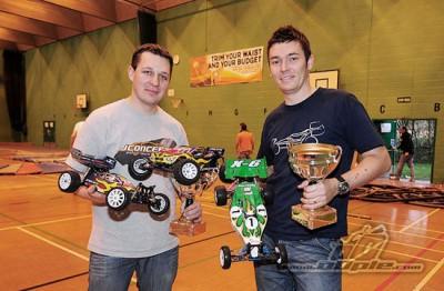 Lowe & Sleigh win Batley Supercup