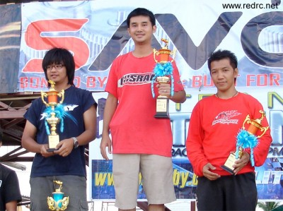 Surikarn takes 2nd Buggy Party win