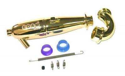 EDAM Exhausts receive EFRA Homologation