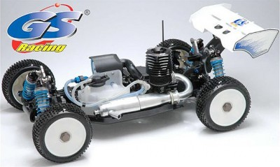 GS Racing Storm CLX Pro buggy