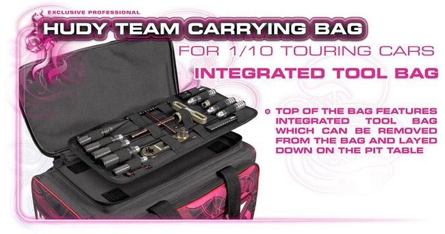 Hudy Team Carrying Bag