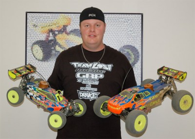 Adam Drake dominates Losi Winter series Rd2