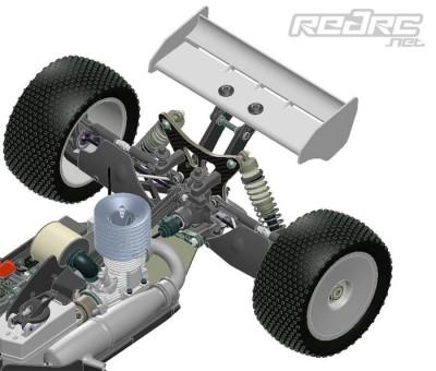 Mugen Seiki MBX6T Truggy kit