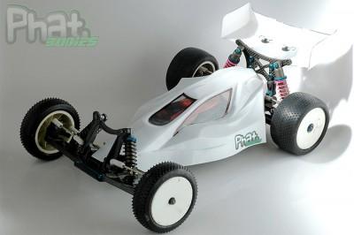 Phat Bodies X6 Zen Shell & wing