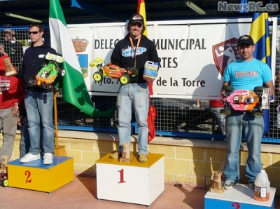 Robert Batlle takes round 1 in Spain