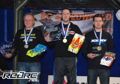 Marc Fisher wins 1/12th Stock spec Euros