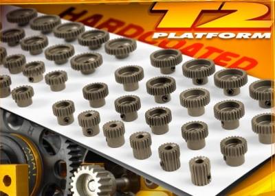 Xray Narrow Hard Coated Pinion gears