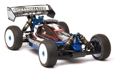 Factory Team Associated RC8B