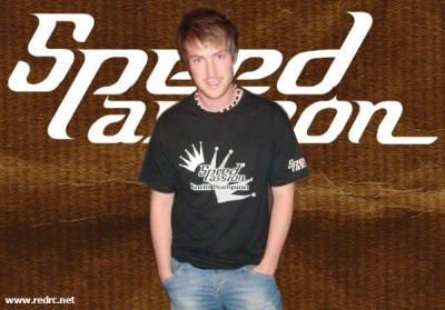 Lee Martin & Speed Passion team up
