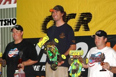 Josh Pain takes NT Nitro buggy Champs
