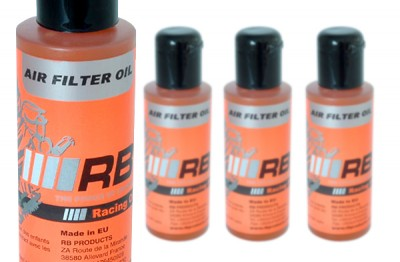 RB Products Air Filter oil