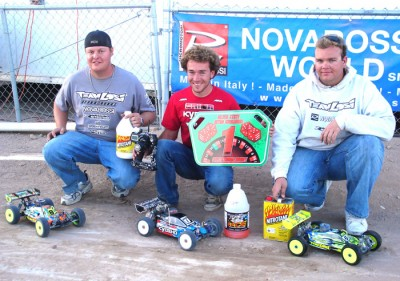 Jared Tebo wins Buggy at Silver State