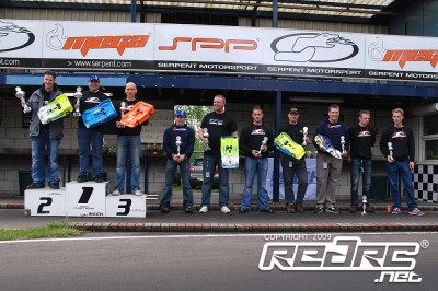 Mark Green wins Dutch 1/8th GP