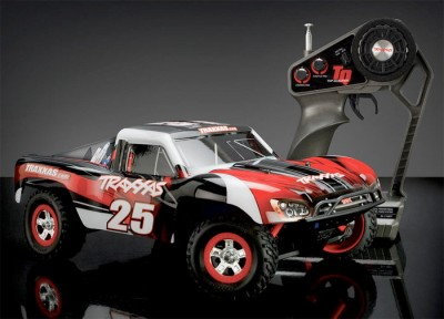 Traxxas Slash and E-Revo VXL