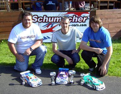 Grainger wins Schumacher BTCC Rd3