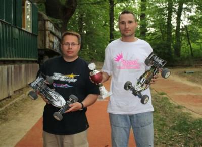 Team Durango success at German Regional races