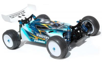 Exotek Racing Mako 44 body shell