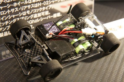 HPI Racing 1/32nd Scale racers & HB D8 Flux