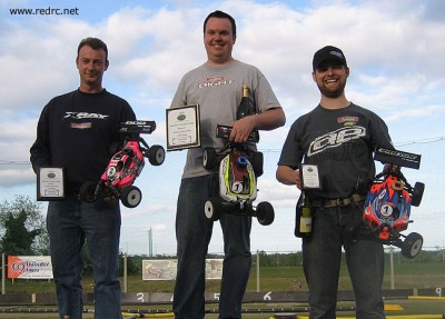 Todd & Baird take Rd1 honours in Ireland